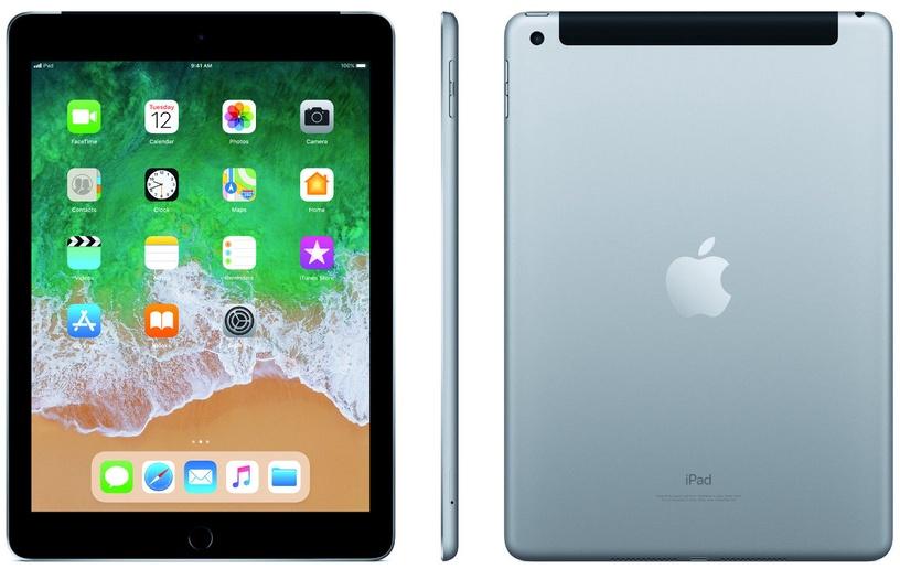 Planšetinis kompiuteris Apple iPad 6th Gen 9.7 Wi-Fi+4G 32GB Space Grey