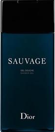 Christian Dior Sauvage 200ml Shower Gel