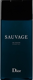 Christian Dior Sauvage 200ml Shower Gel