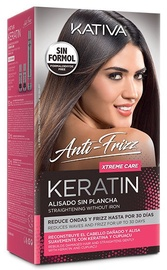 Kativa Keratin Anti Frizz Xtreme Care 3pcs Set 210ml