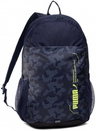 Puma Style Backpack 076703 09 Navy Blue