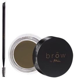 Mii Artistic Brow Creator 5.1g Medium + Brow Master Brush