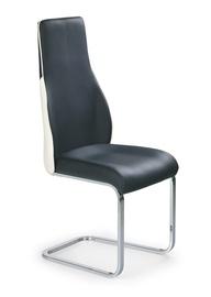 Стул для столовой Halmar K-141 Black/White
