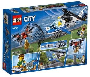 Konstruktorius Lego City Sky Police Drone Chase 60207