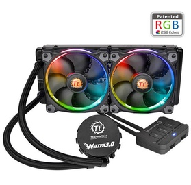 Thermaltake Water 3.0 Riing RGB 280 CL-W138-PL14SW-A