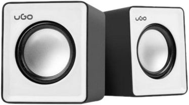 Natec UGO Office Speakers Black/White