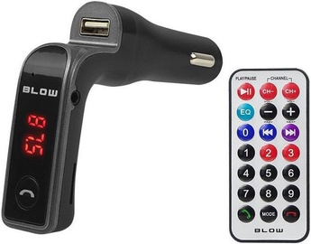 Blow Bluetooth FM Transmitter With USB 74-150# Black