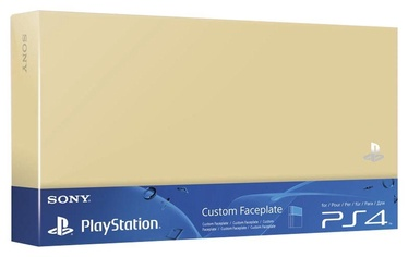 Sony Custom Faceplate HDD Cover Gold