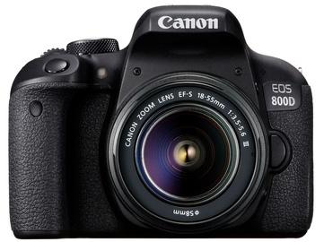 Canon EOS 800D + 18-55mm III