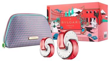 Подарочный набор для женщин Bvlgari Omnia Coral 3pcs Set 80ml EDT 2021
