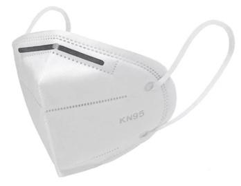 Baner Protective FFP2 / KN95 Face Mask 3pcs White