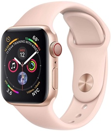 Apple Watch Series 4 40mm LTE Aluminum Pink Gold