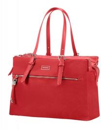 """Samsonite Karissa BIZ 14"""" Organised Shopping Laptop Bag Red"""