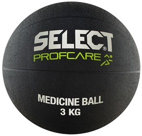 Select Medical Ball 3kg Grey