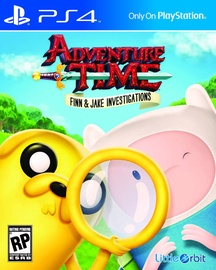 Adventure Time: Finn And Jake PS4