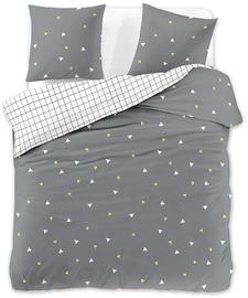Комплект постельного белья DecoKing Shadow, 200x200/80x80 cm
