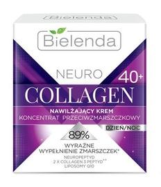 Bielenda Neuro Collagen Moisturizing Anti-Wrinkle Cream-Concentrate 40+ Day/Night 50ml