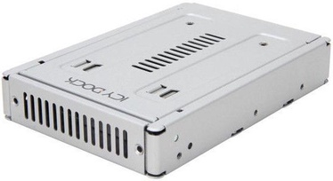 "Icy Dock EZConvert Pro MB982IP-1S-1 2.5"" SAS / SATA To 3.5"" SAS"