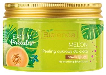 Kūno šveitiklis Bielenda Exotic Paradise Sugar Scrub Melon, 350 ml