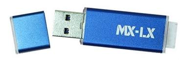 Mach Xtreme LX 256GB USB 3.0 Blue