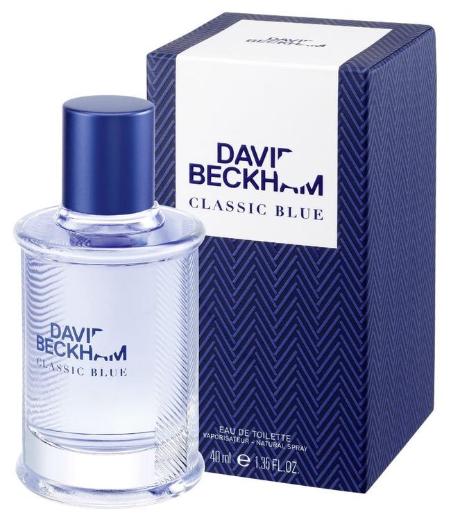 Tualetes ūdens David Beckham Classic Blue 40ml EDT