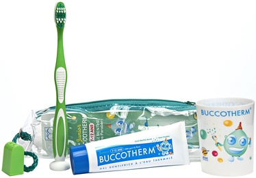 Buccotherm Mint Kit 7-12 Years