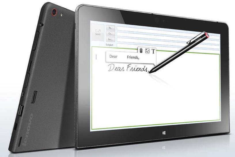 Planšetinis kompiuteris Lenovo ThinkPad 10 Gen 2 8GB 128GB