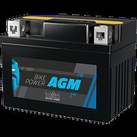 Аккумулятор IntAct Bike Power AGM YTX14AH-BS, 12 В, 12 Ач, 140 а