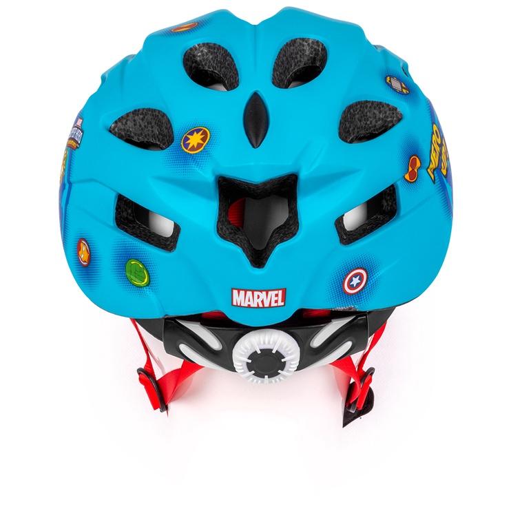 Шлем Disney Avengers 9076, синий, 520 - 560 мм