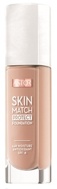 Astor Skin Match Protect Foundation SPF18 30ml 102
