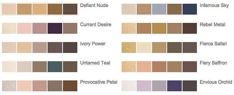Estee Lauder Pure Color Eyeshadow Palette 7g 409