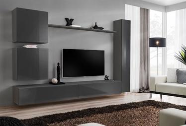 Комплект мебели для гостиной ASM Switch VIII, серый