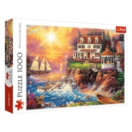 Trefl Puzzle Peaceful Haven 1000pcs 10582