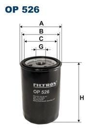 Automobilių variklių tepalo filtras Filtron OP526