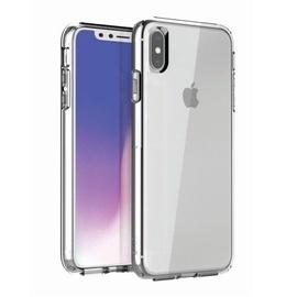Uniq Clarion Back Case For Apple iPhone XS Max Transparent