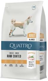 Pašaras Quattro šunims su paukštiena 3kg