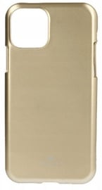 Mercury Jelly Back Case For Apple iPhone 11 Pro Max Gold
