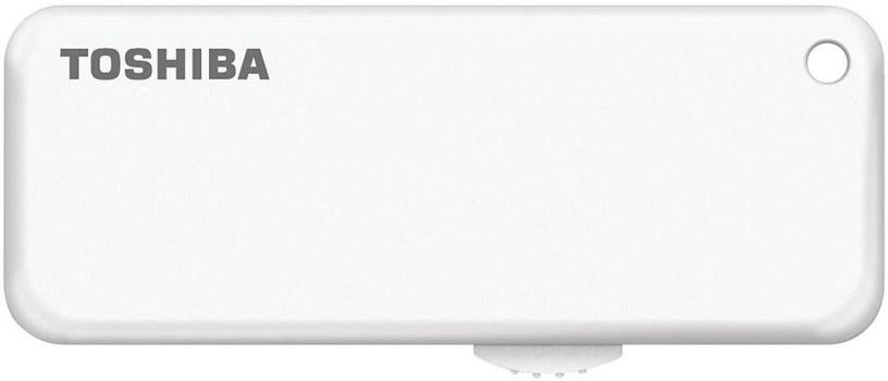 Toshiba U203 TransMemory 64GB USB 2.0 White