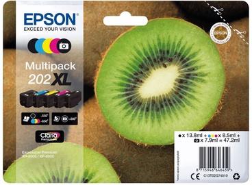 Epson Cartridge CMYK 8.5 ml+Photo Black 13.8 ml