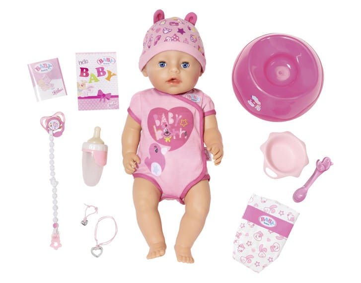 209bbfaad89 Zapf Creation Baby Born Soft Touch Girl 824368 - Krauta.ee