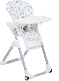 Maitinimo kėdutė Joie Mimzy 2in1 Pastel Forest