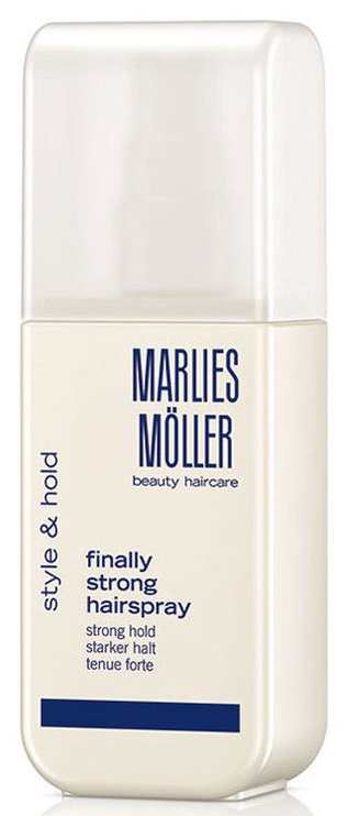Plaukų purškiklis Marlies Möller Style & Hold Finally Strong, 125 ml