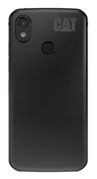 Mobilusis telefonas Caterpillar CAT S52, juodas, 4GB/64GB