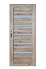 Vidaus durų varčia TURYN Sanremo, kairinė, 203.5x84.4 cm