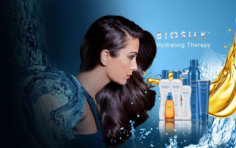 Plaukų putos Farouk Systems Biosilk Hydrating Therapy Rich Moisture Mousse, 360 g
