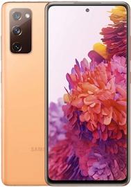 Mobilusis telefonas Samsung Galaxy S20 FE SM-G780, oranžinis, 6GB/128GB