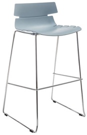 Signal Meble Torretta Bar Stool Blue
