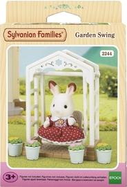 Žaislinė figūrėlė Epoch Sylvanian Families Garden Swing 2244