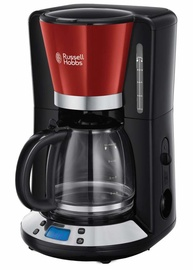 Russell Hobbs CoffeeMaker Colors Plus Solar Red 24031-56