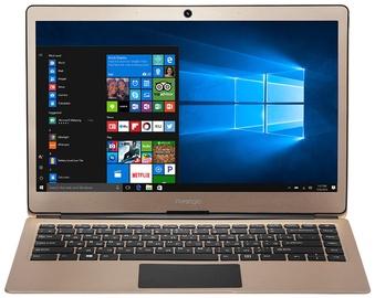 Nešiojamas kompiuteris Prestigio SmartBook PSB133S Metal Gold
